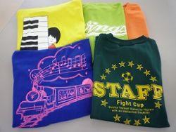 Tシャツプリント等の布印刷
